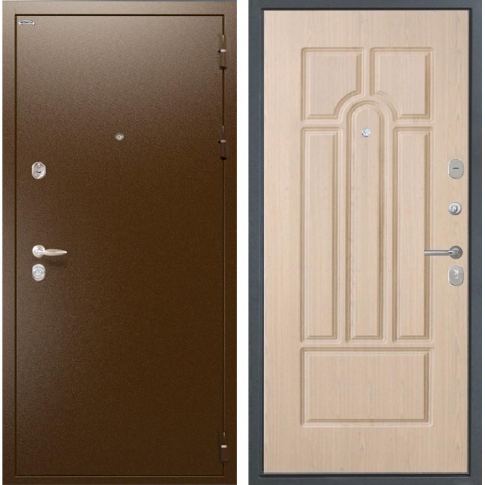 Входная металлическая дверь Интекрон 6