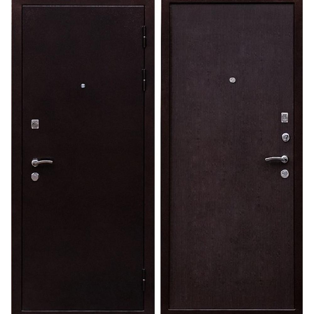 Входная металлическая дверь Классика 6