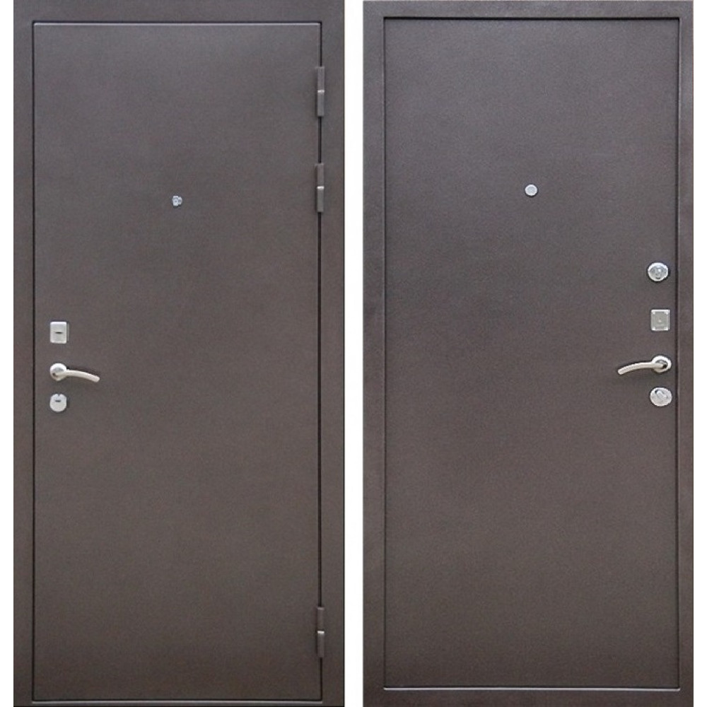 Входная металлическая дверь Классика 23