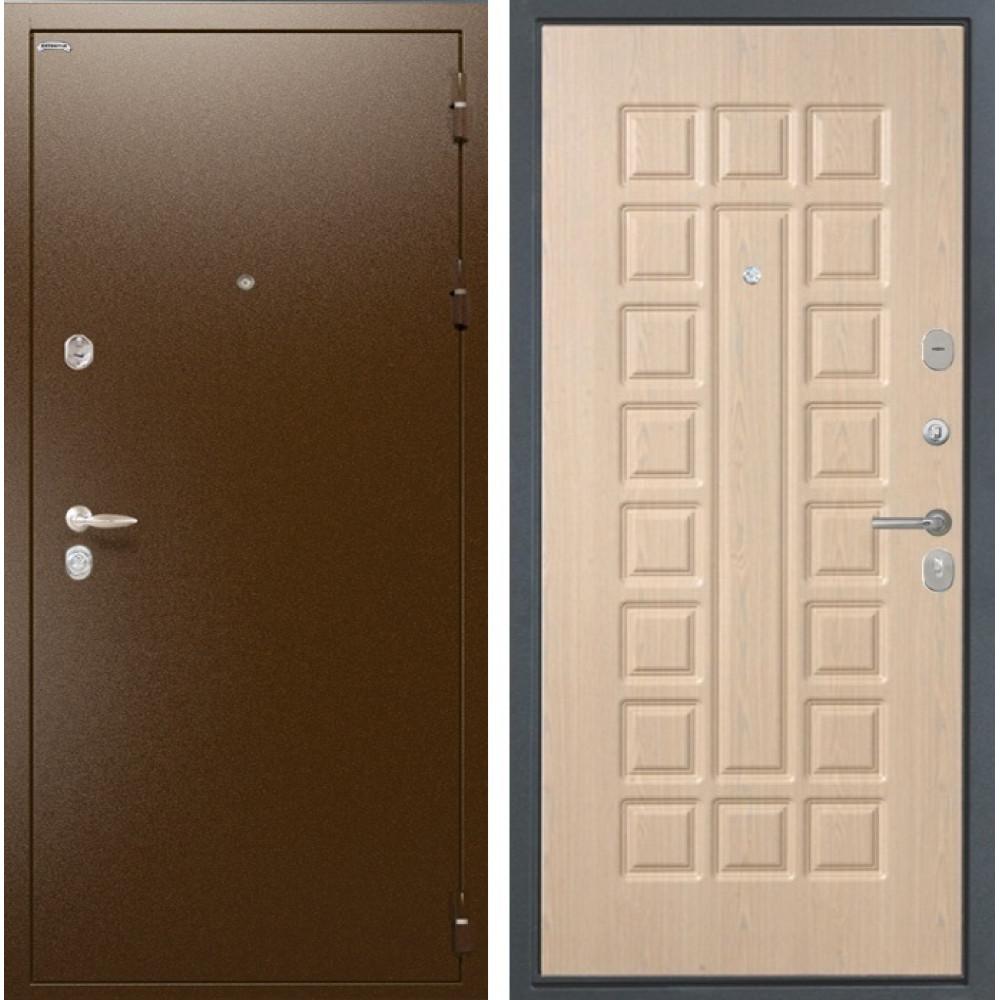 Входная металлическая дверь Интекрон 8