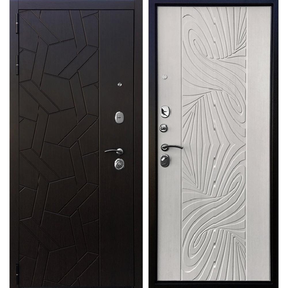 Входная металлическая дверь Классика 27