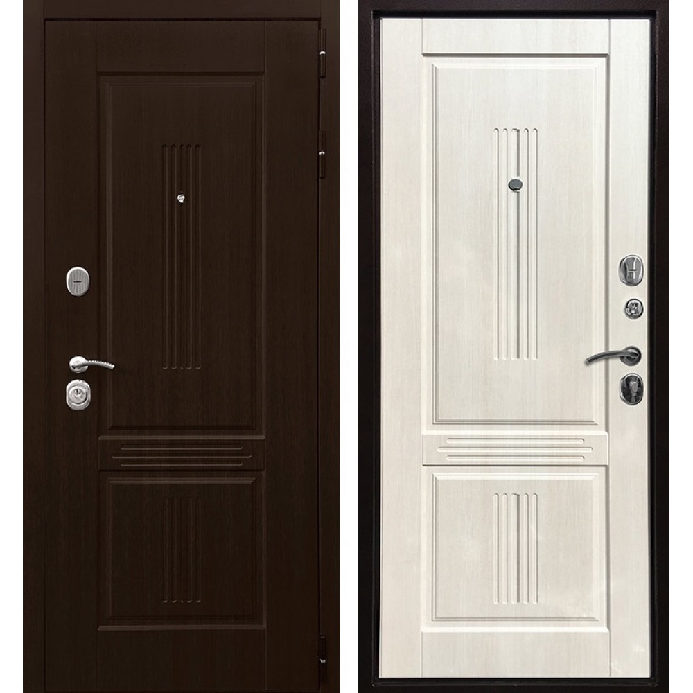 Входная металлическая дверь Классика 28