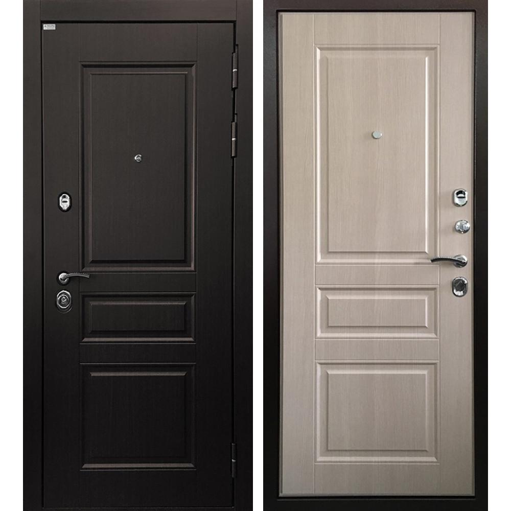 Входная металлическая дверь Классика 43