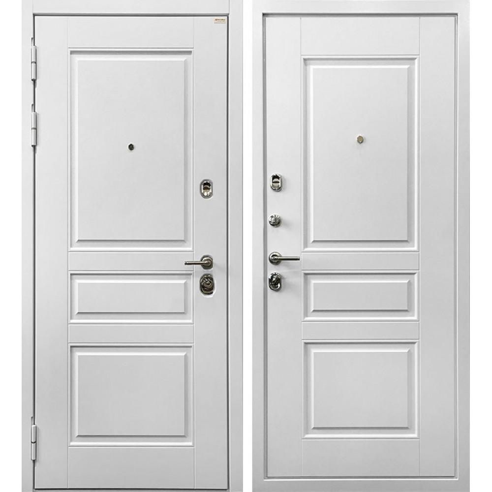 Входная металлическая дверь Классика 45