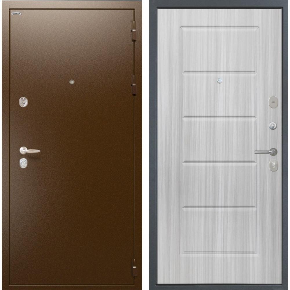 Входная металлическая дверь Интекрон 11