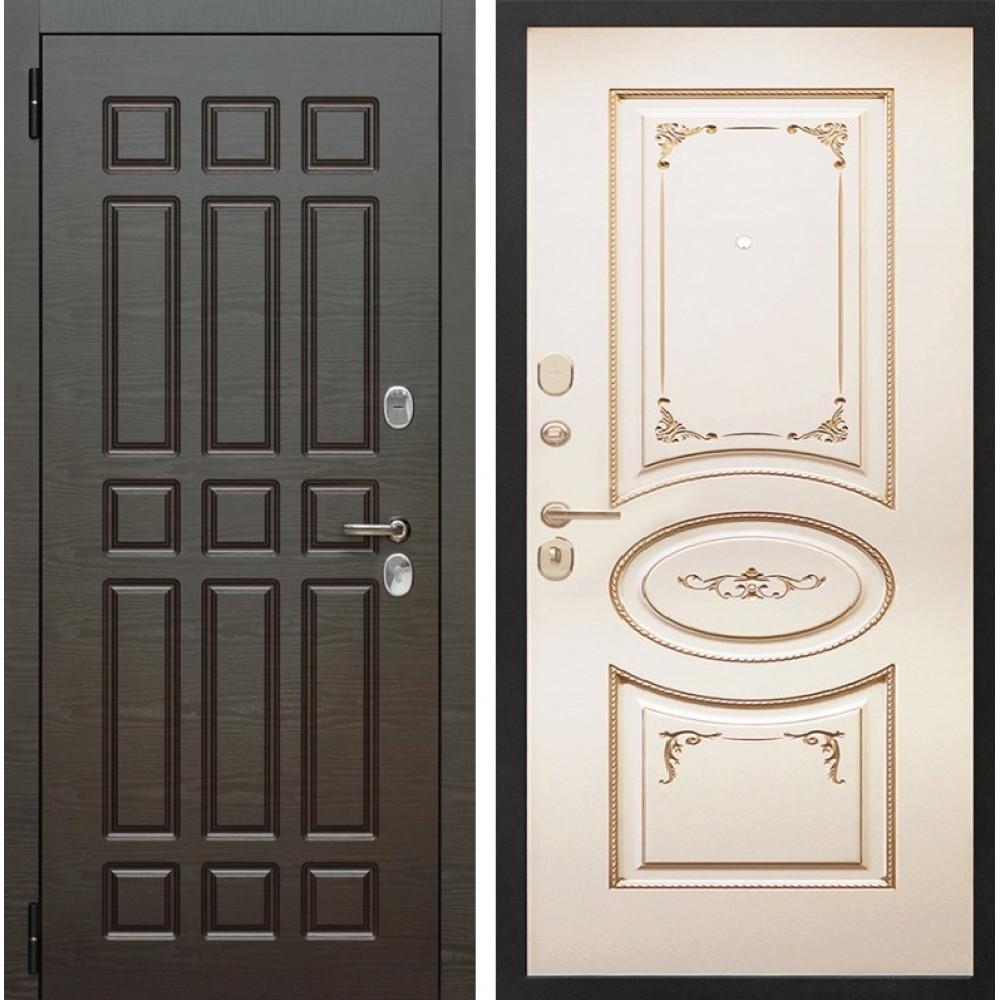 Входная металлическая дверь Мега 61