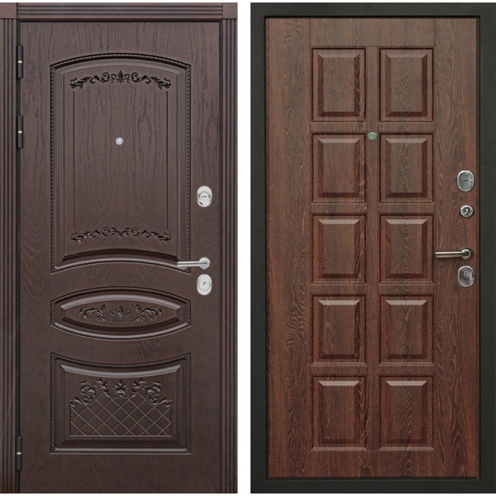 Входная металлическая дверь Мега 84