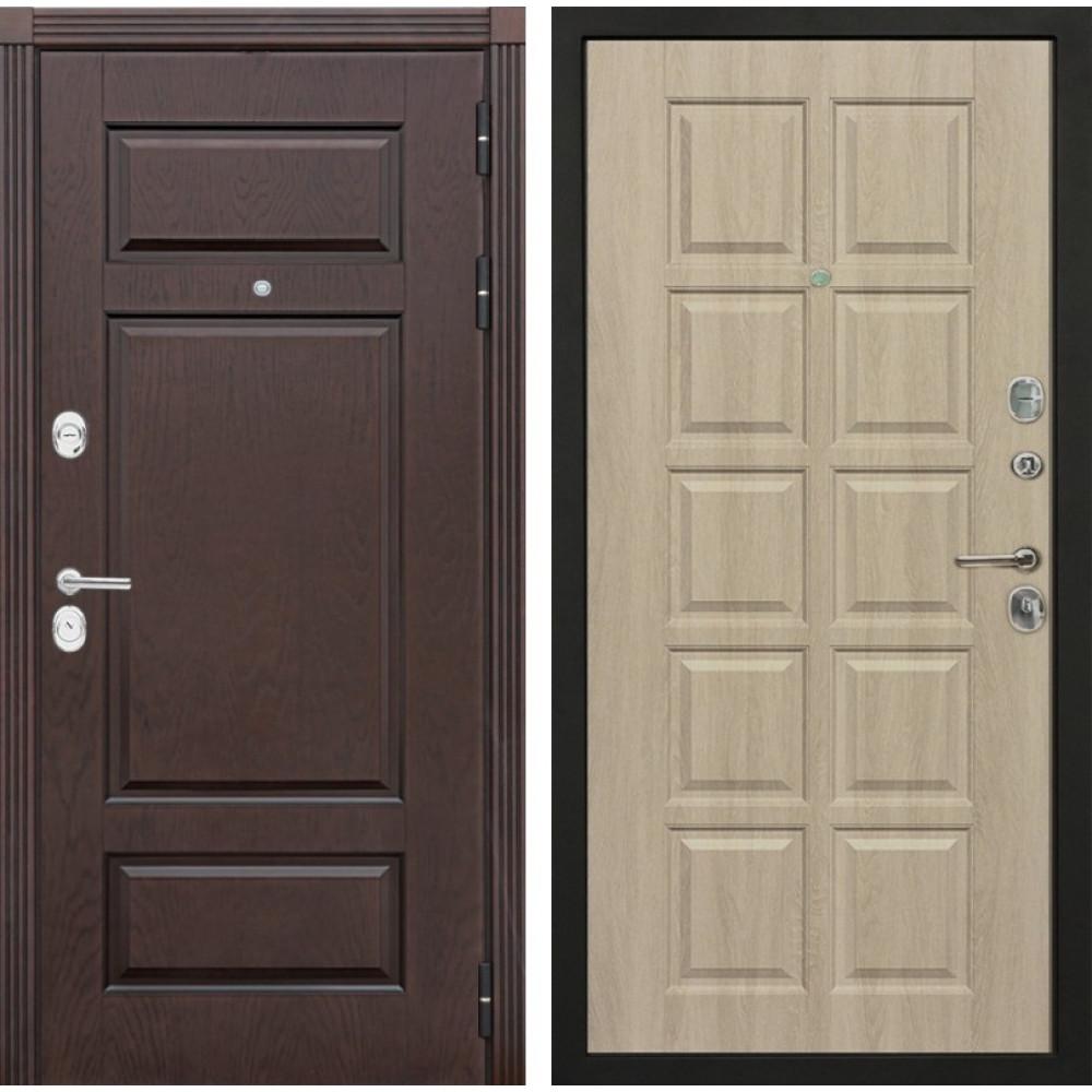 Входная металлическая дверь Мега 91