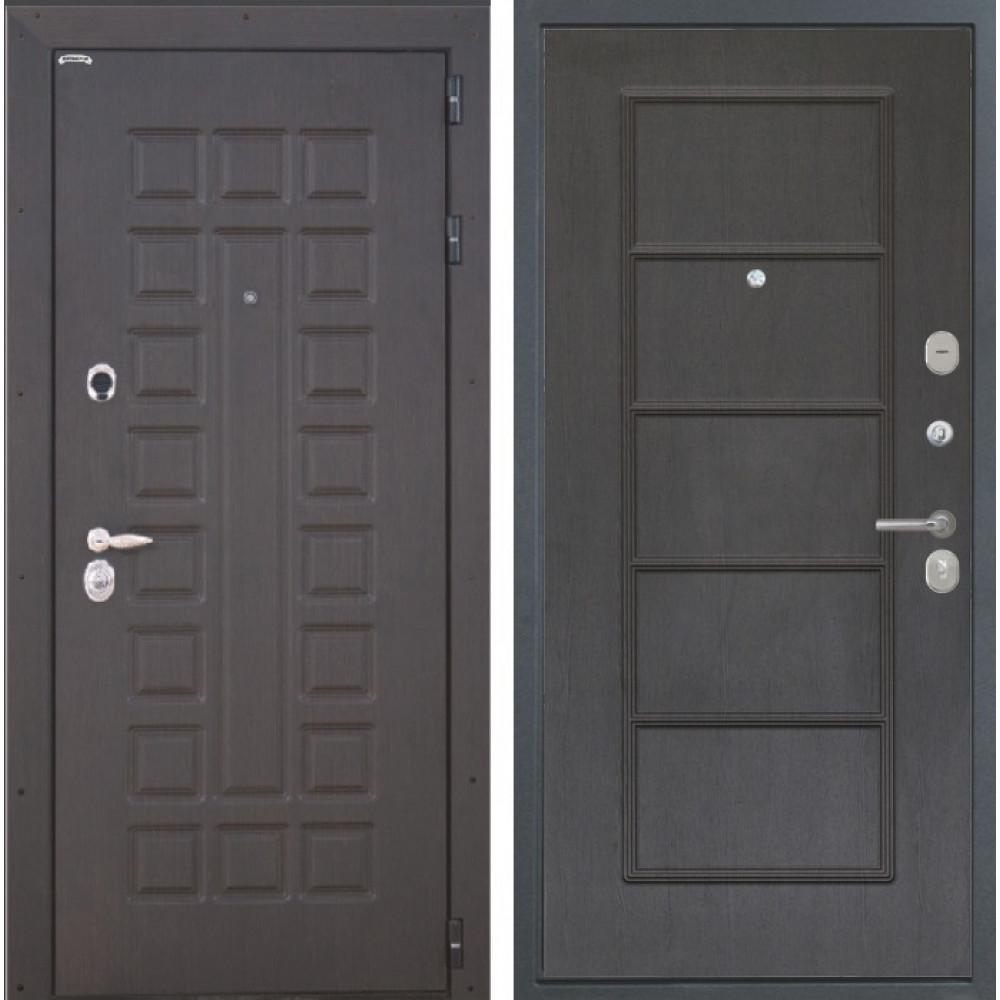 Входная металлическая дверь Интекрон 58