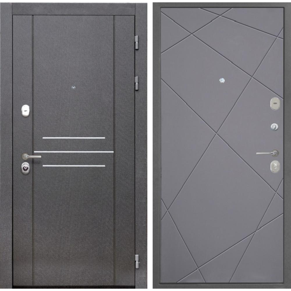 Входная металлическая дверь Интекрон 67