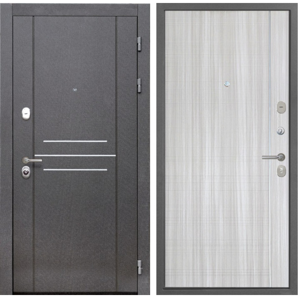 Входная металлическая дверь Интекрон 69