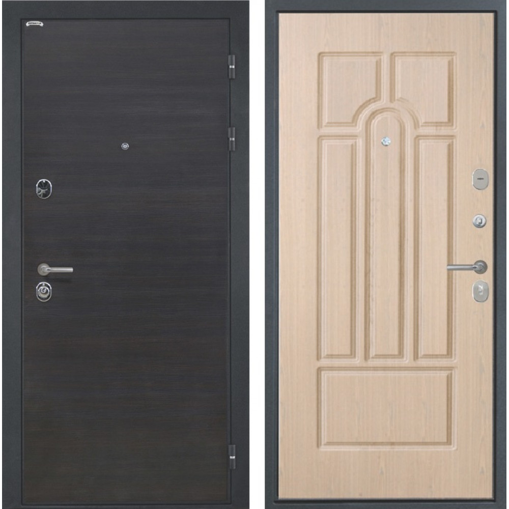 Входная металлическая дверь Интекрон 77