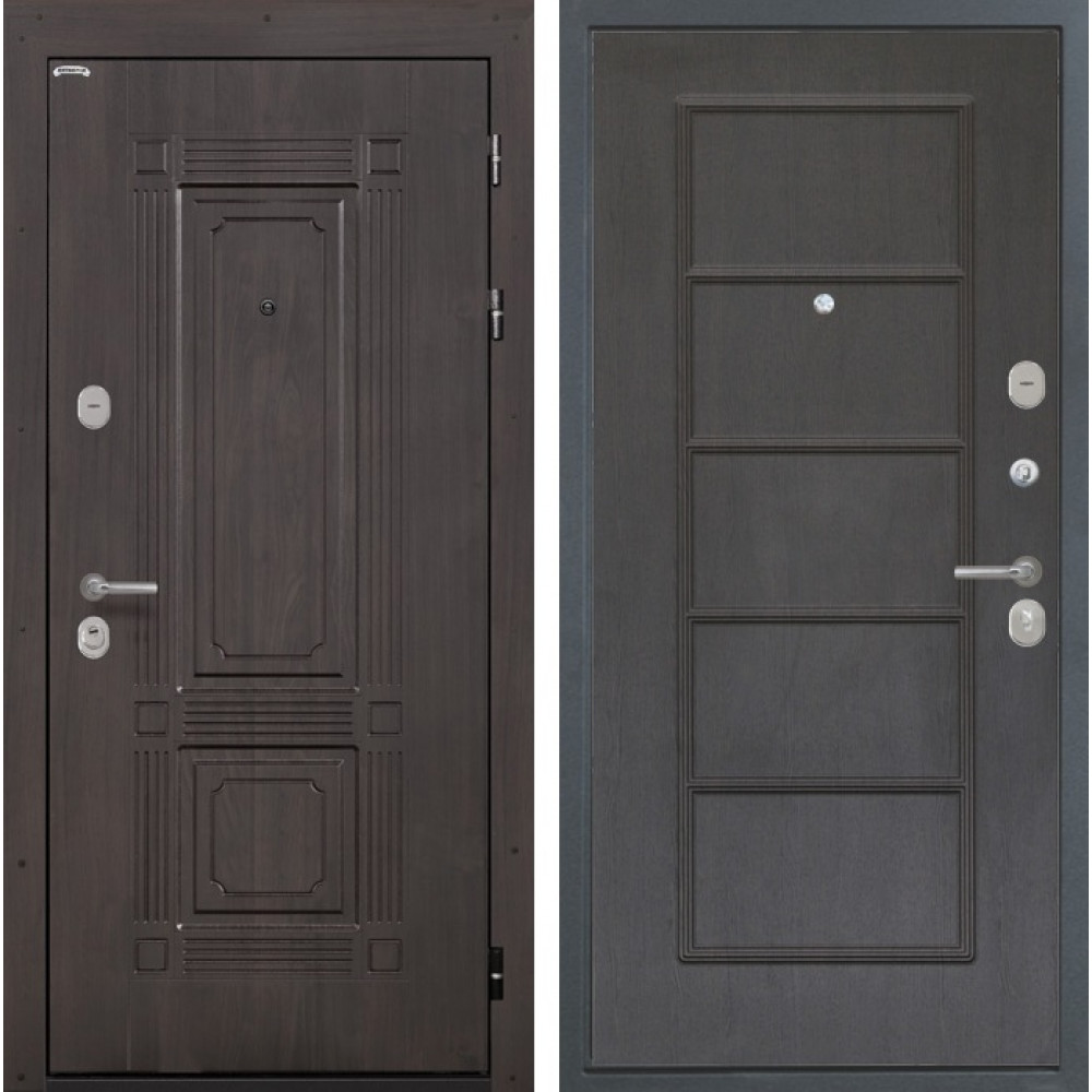 Входная металлическая дверь Интекрон 96