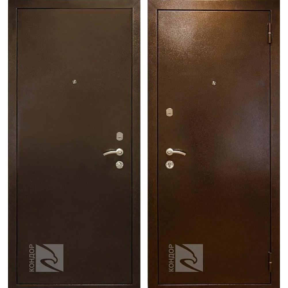 Входная металлическая дверь Кондор 4