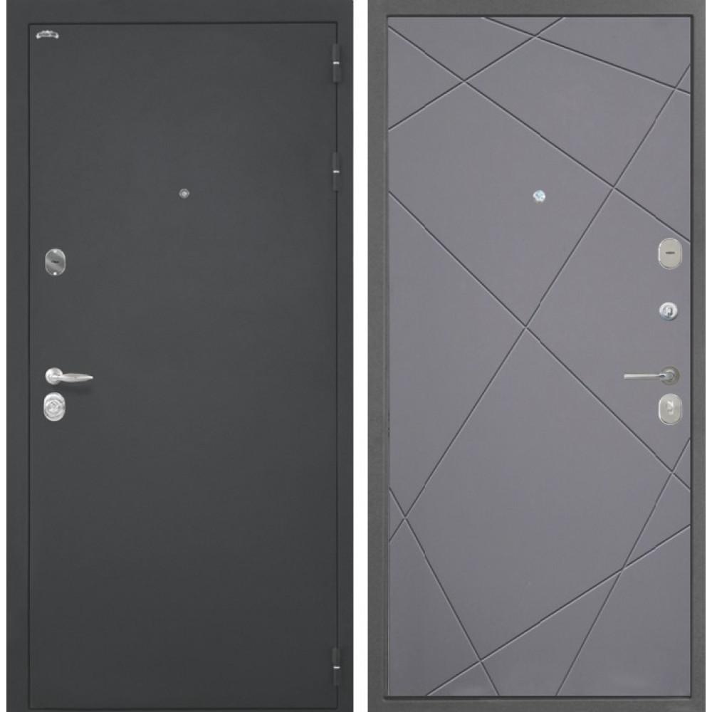 Входная металлическая дверь Интекрон 23