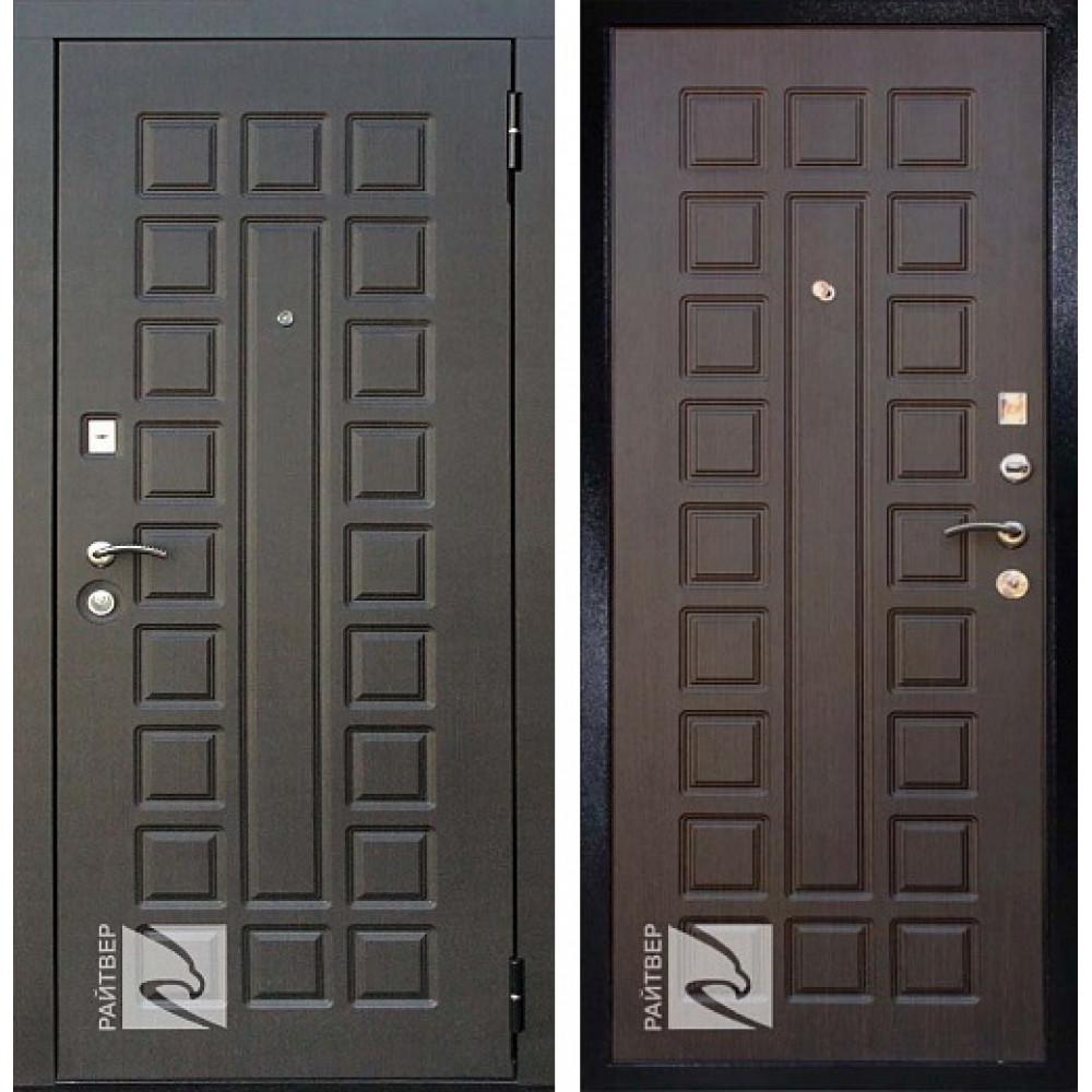 Входная металлическая дверь Кондор 10