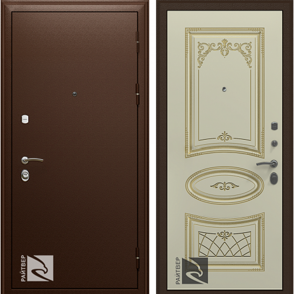 Входная металлическая дверь Кондор 21