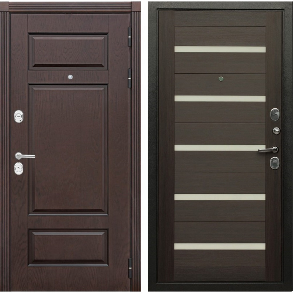 Входная металлическая дверь Мега 97