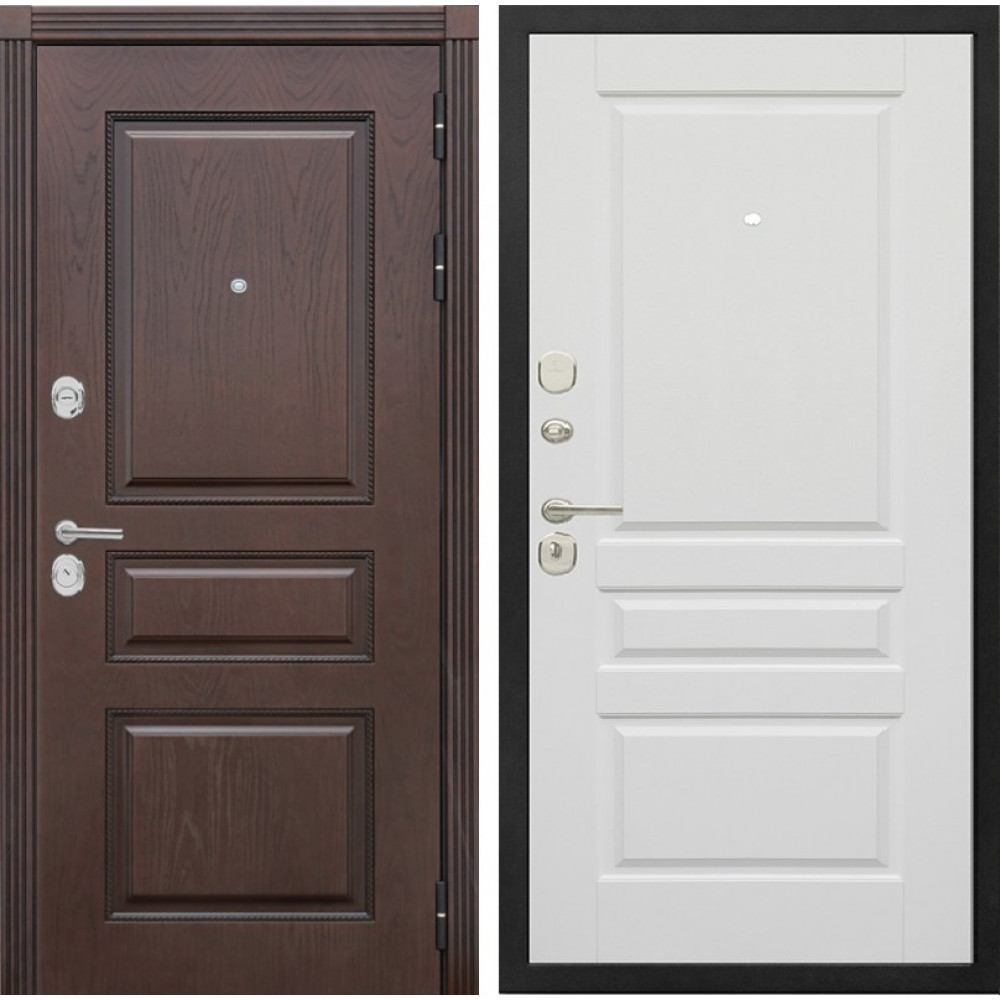 Входная металлическая дверь Мега 106