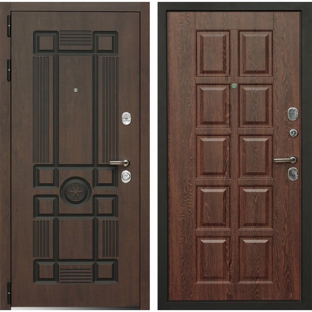 Входная металлическая дверь Мега 126