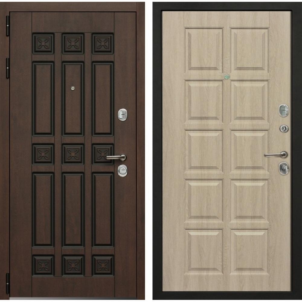 Входная металлическая дверь Мега 127