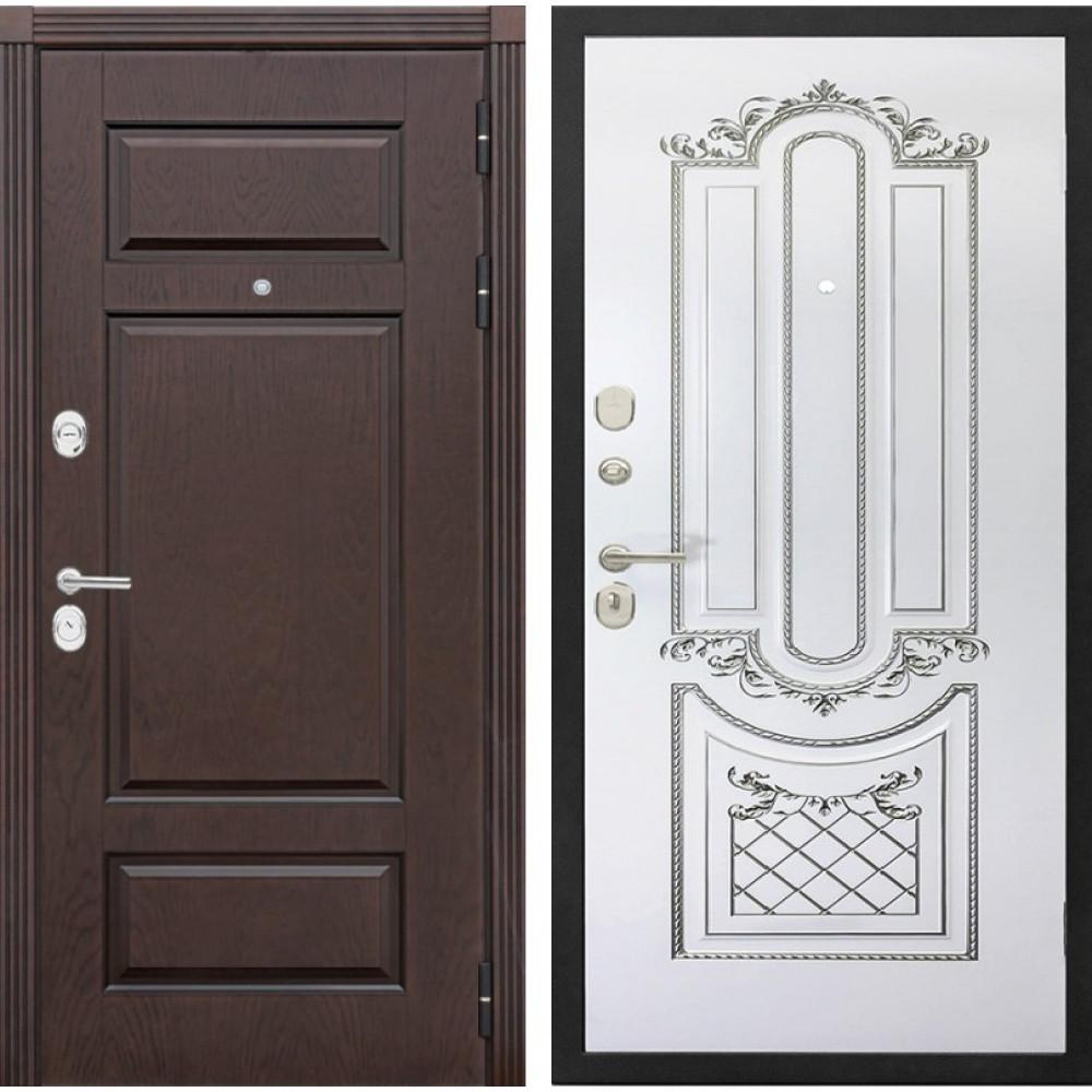 Входная металлическая дверь Мега 132