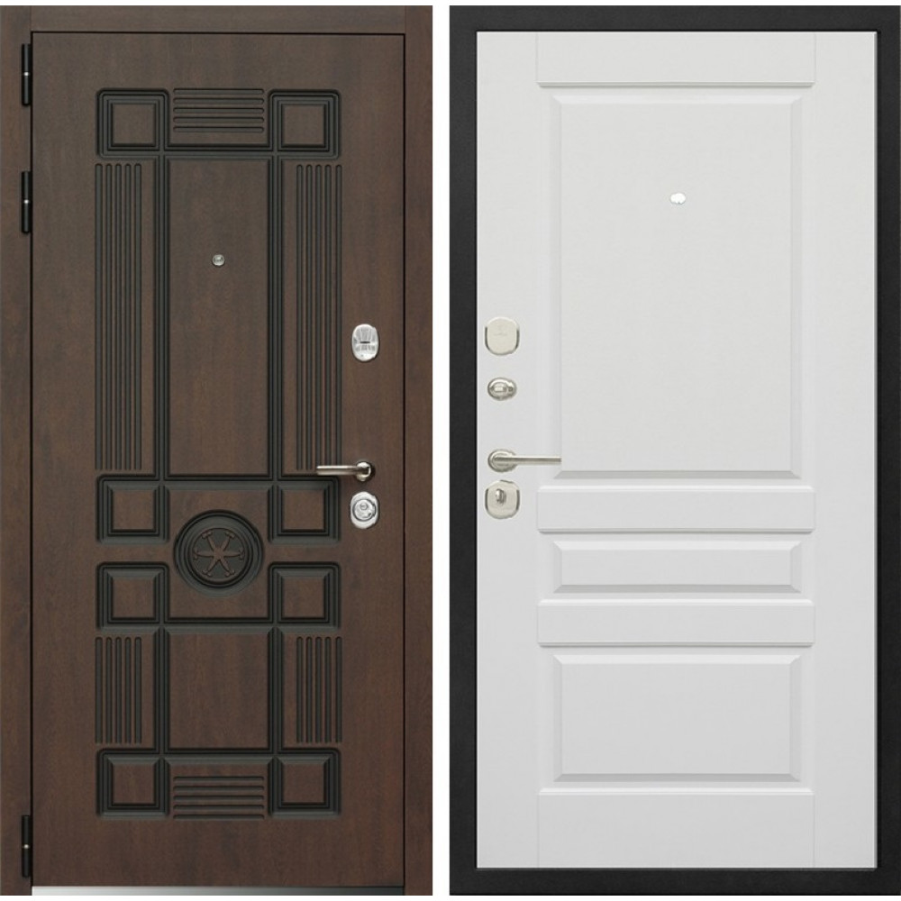 Входная металлическая дверь Мега 134