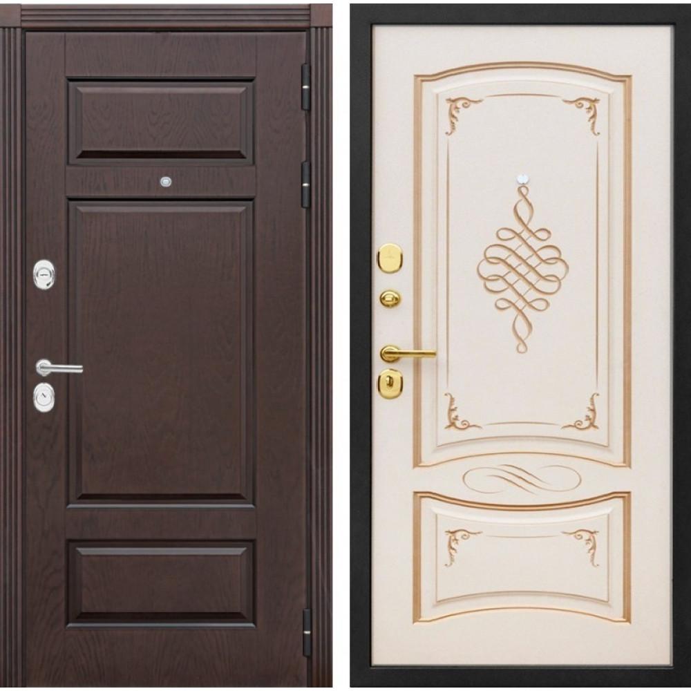Входная металлическая дверь Мега 142