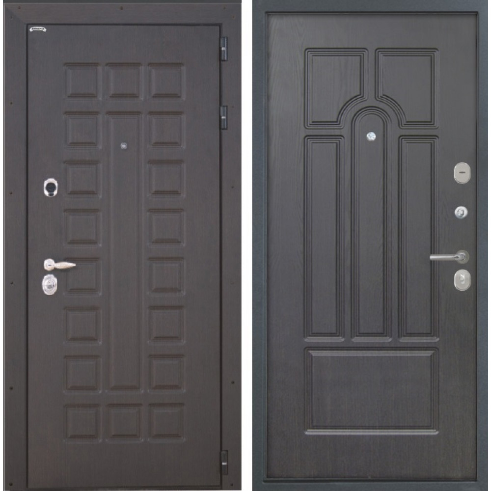 Входная металлическая дверь Интекрон 30