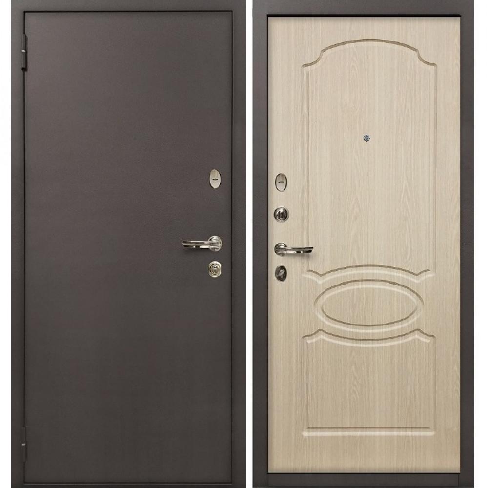 Входная металлическая дверь Лофт 8