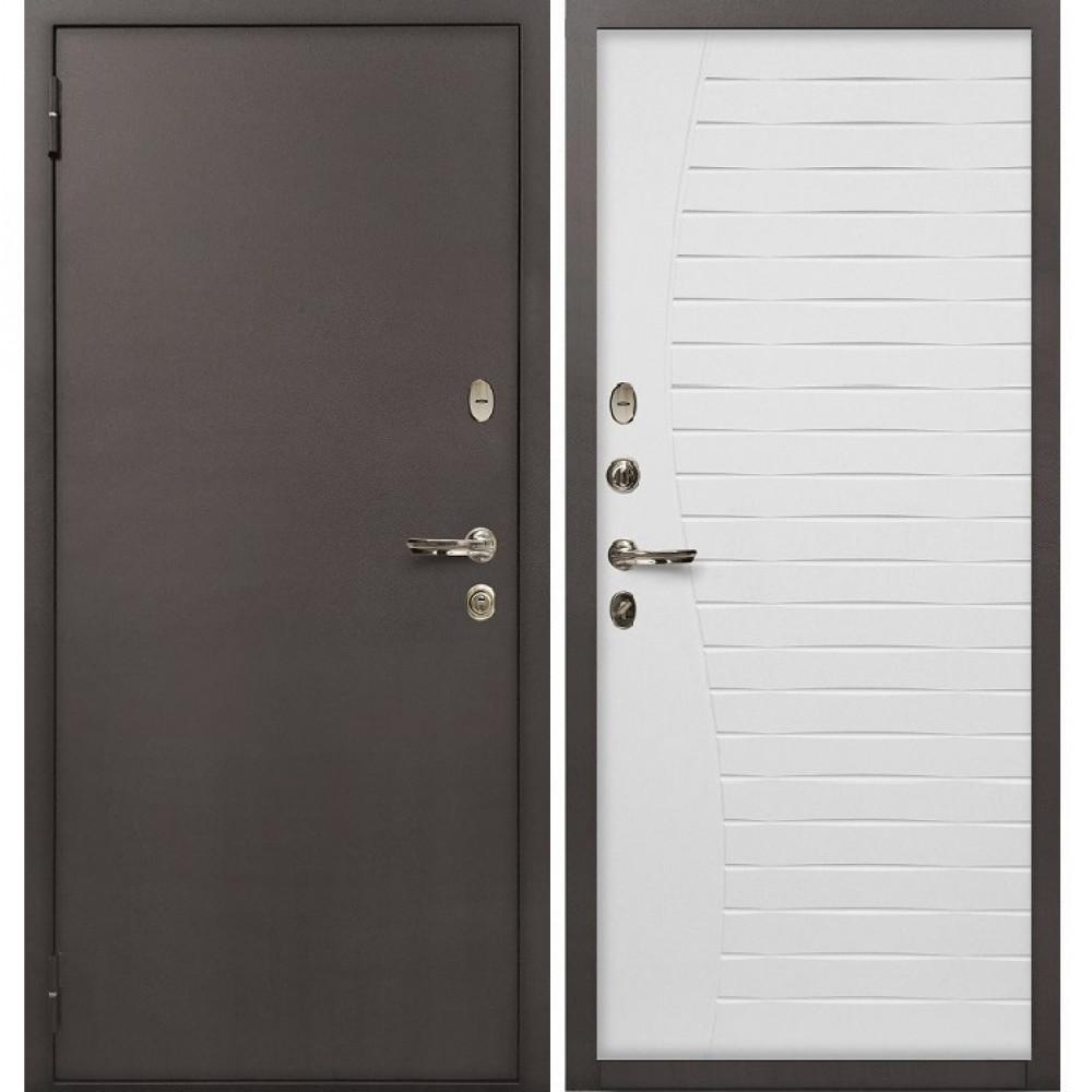 Входная металлическая дверь Лофт 22