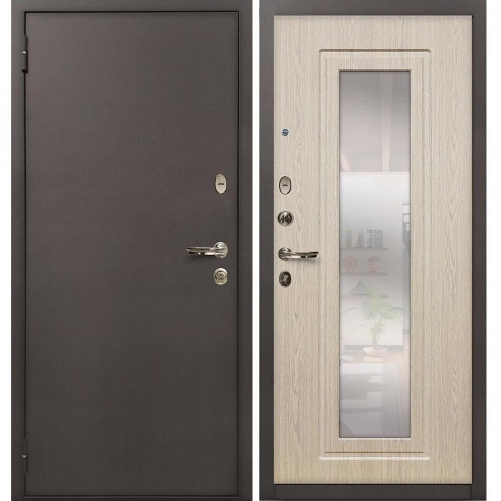 Входная металлическая дверь Лофт 33