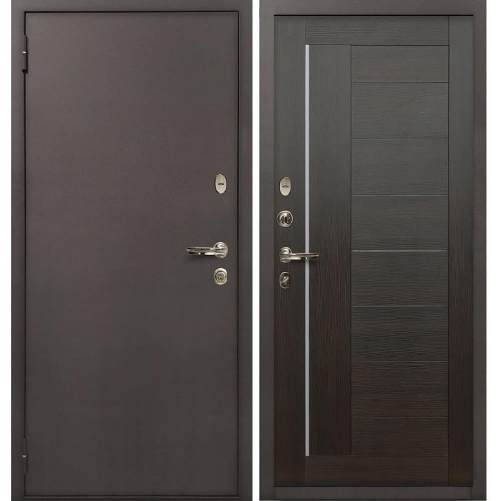 Входная металлическая дверь Лофт 34