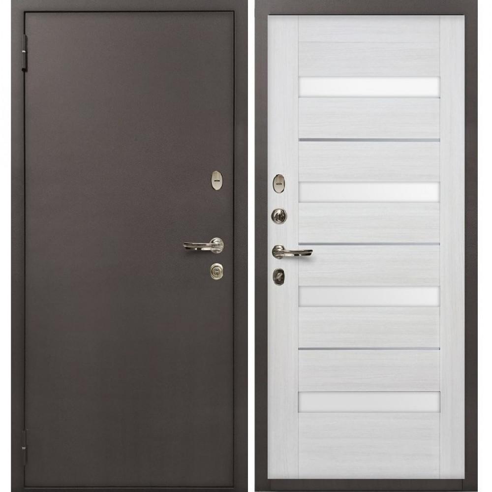 Входная металлическая дверь Лофт 38