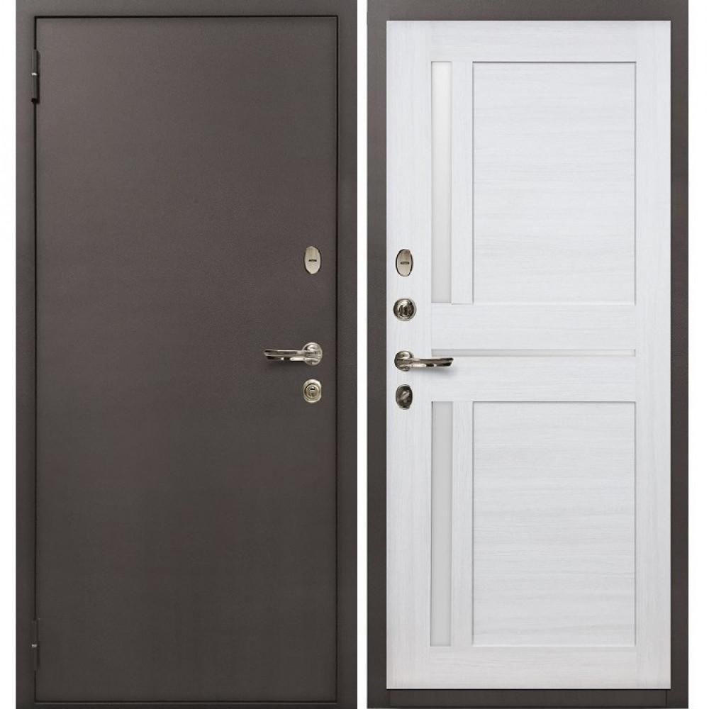 Входная металлическая дверь Лофт 39