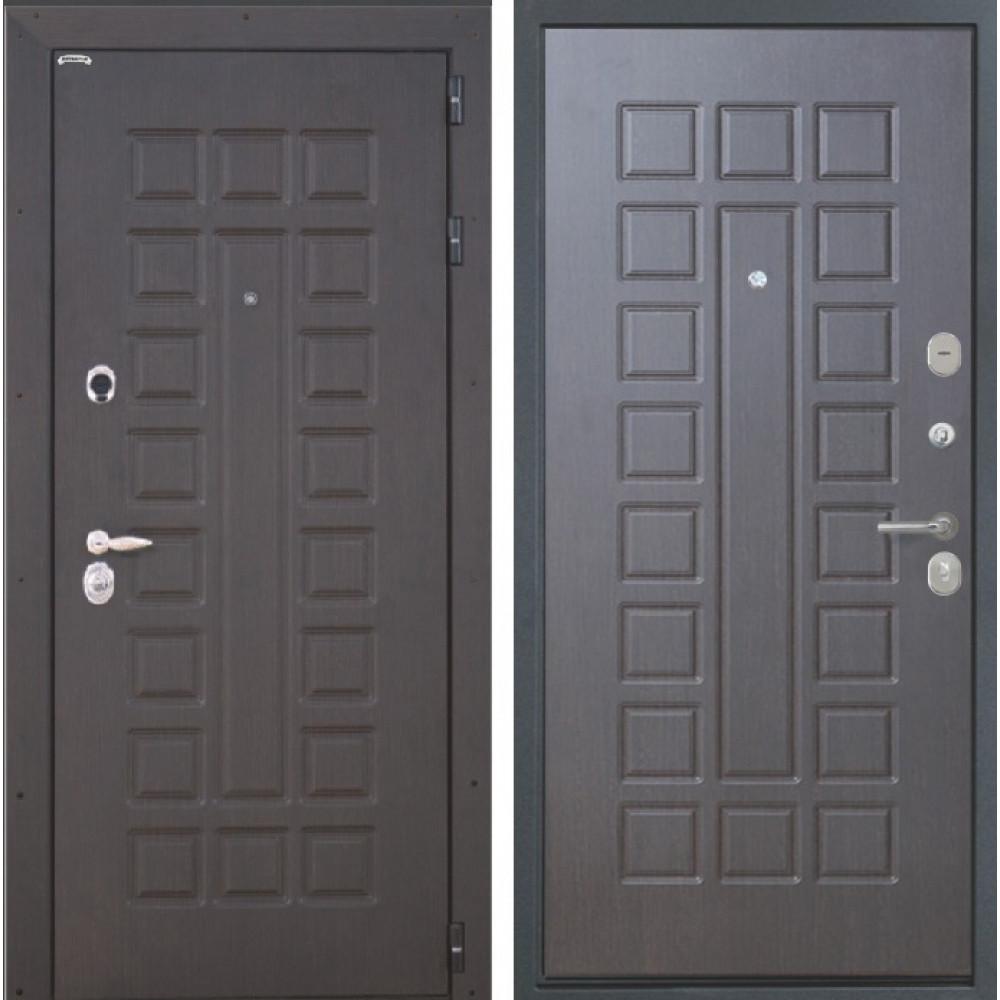 Входная металлическая дверь Интекрон 34