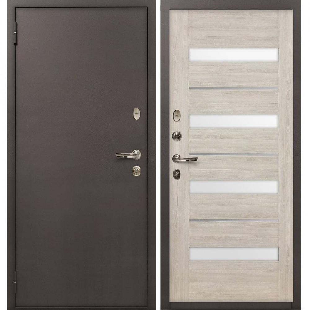 Входная металлическая дверь Лофт 40