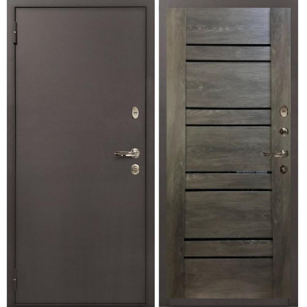 Входная металлическая дверь Лофт 46