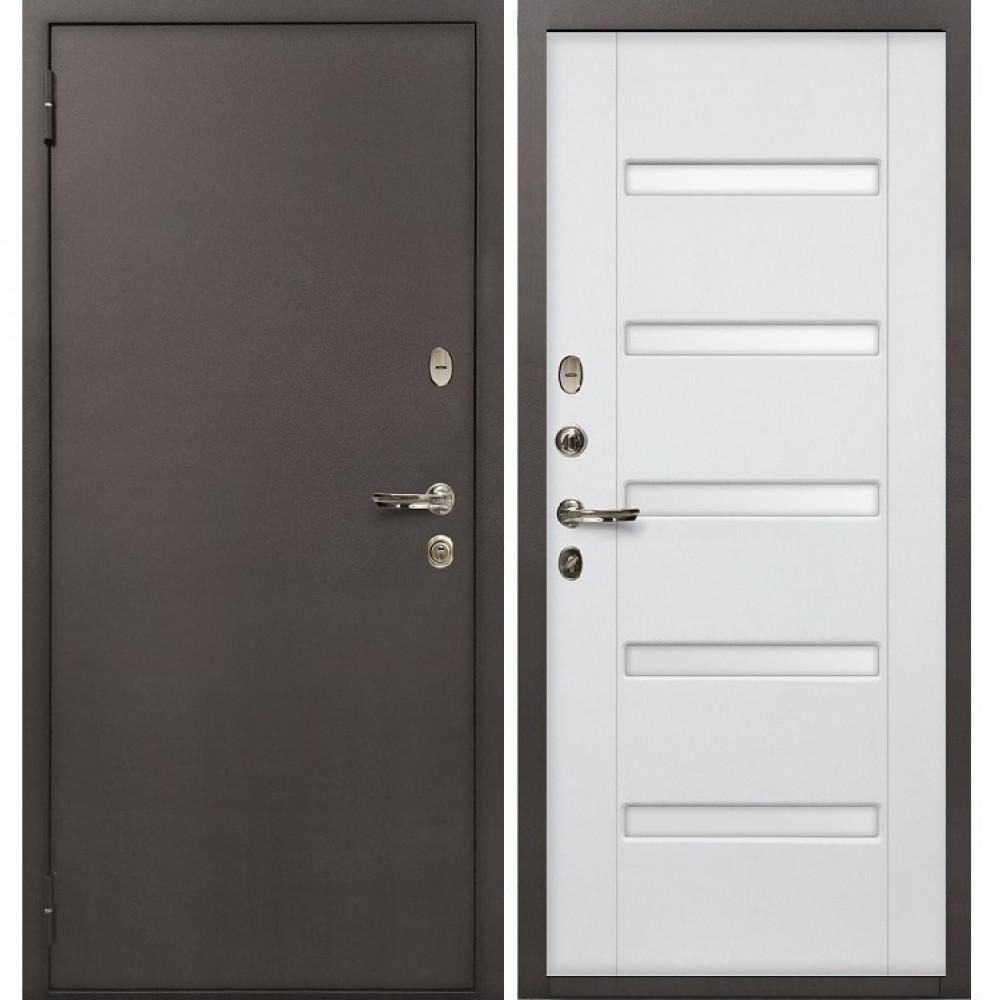 Входная металлическая дверь Лофт 48