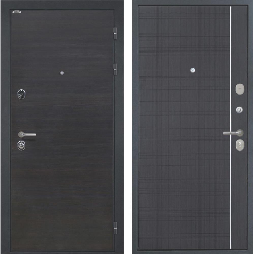 Входная металлическая дверь Интекрон 105