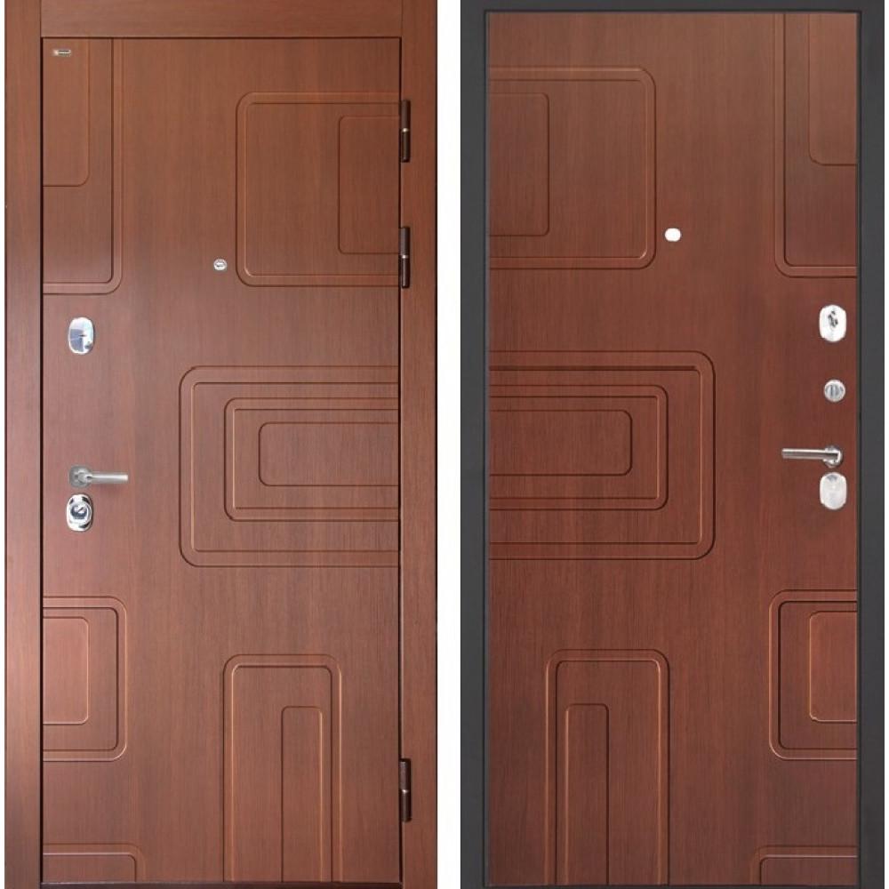 Входная металлическая дверь Интекрон 114