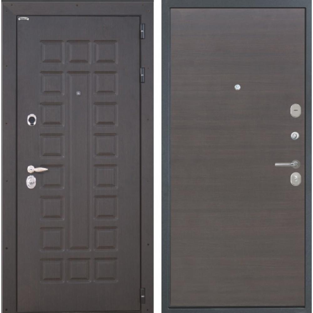 Входная металлическая дверь Интекрон 37