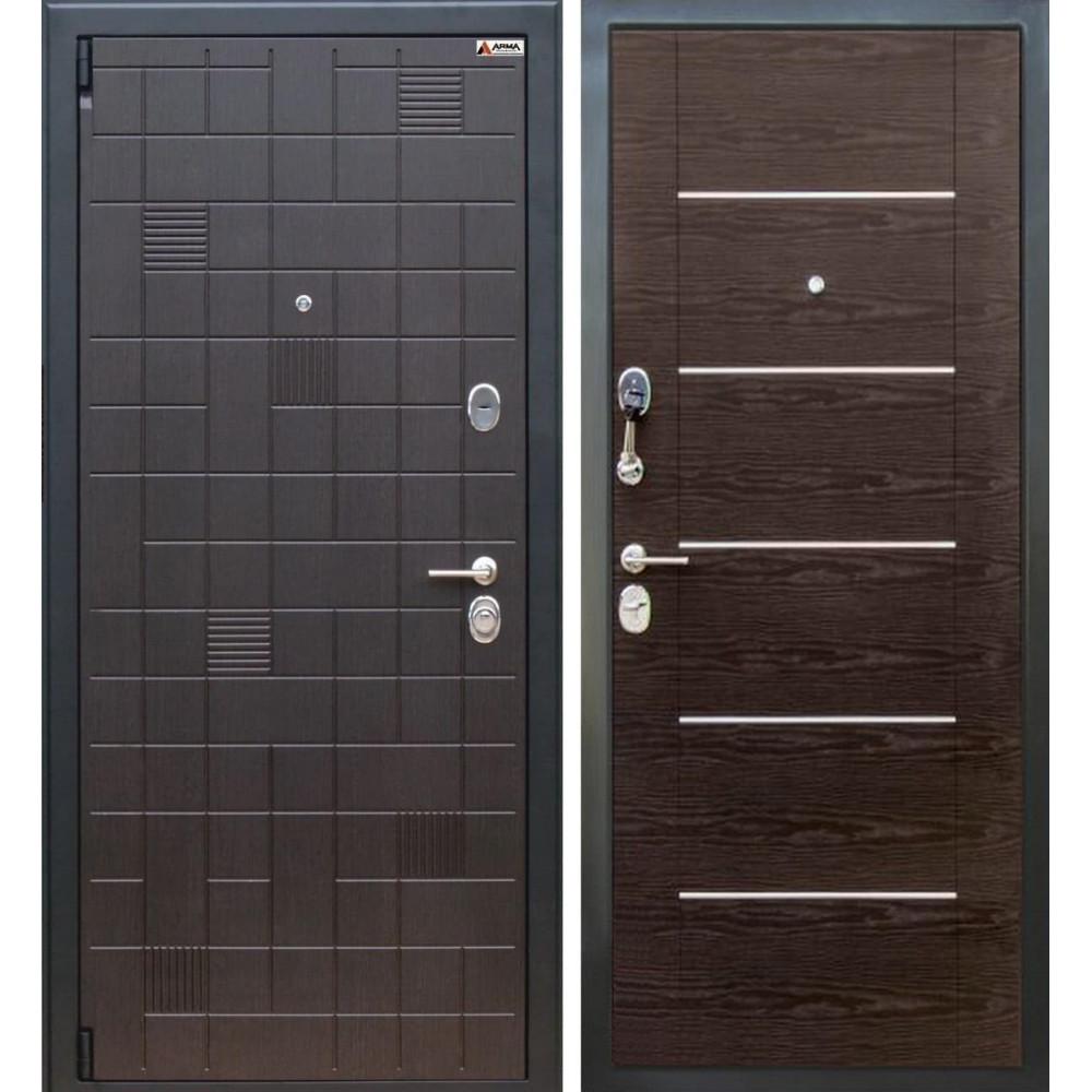 Входная металлическая дверь Арма 4