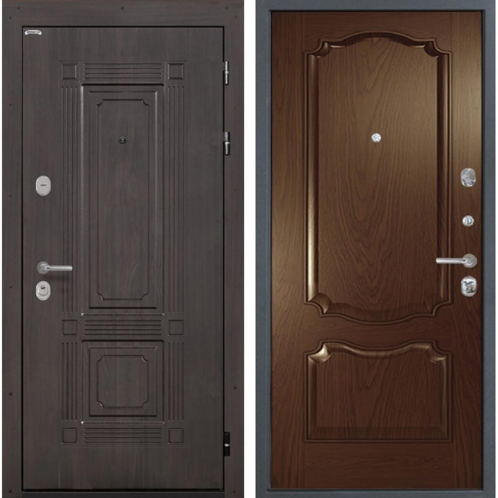Входная металлическая дверь Интекрон 118