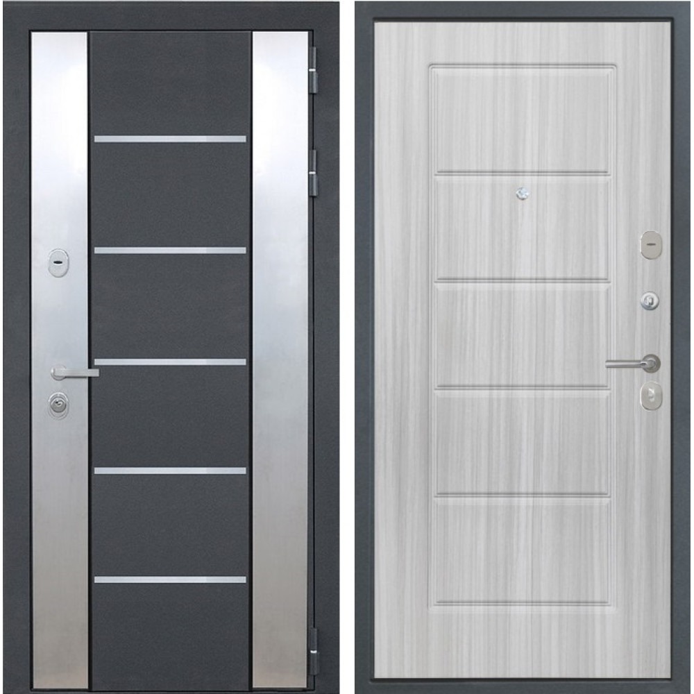 Входная металлическая дверь Интекрон 119