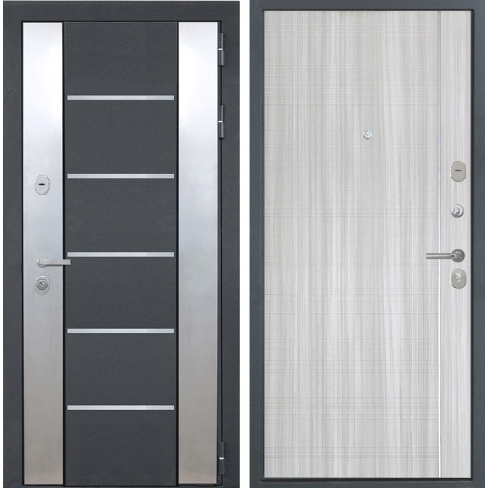 Входная металлическая дверь Интекрон 123