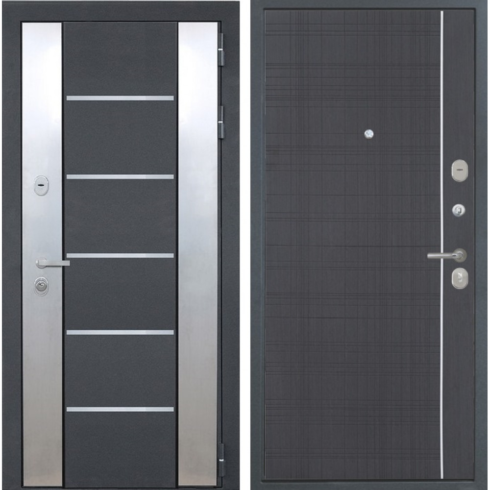 Входная металлическая дверь Интекрон 125