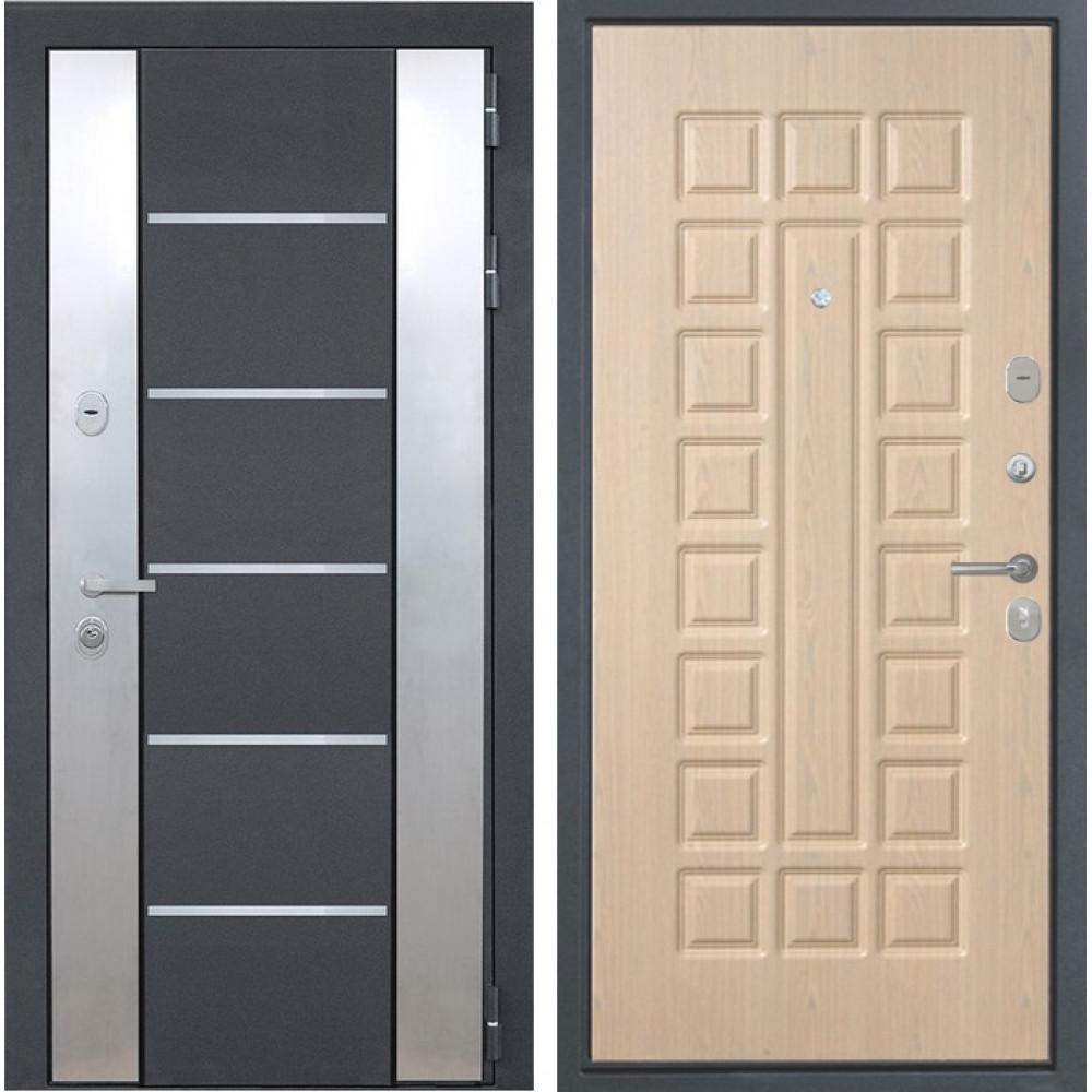 Входная металлическая дверь Интекрон 126