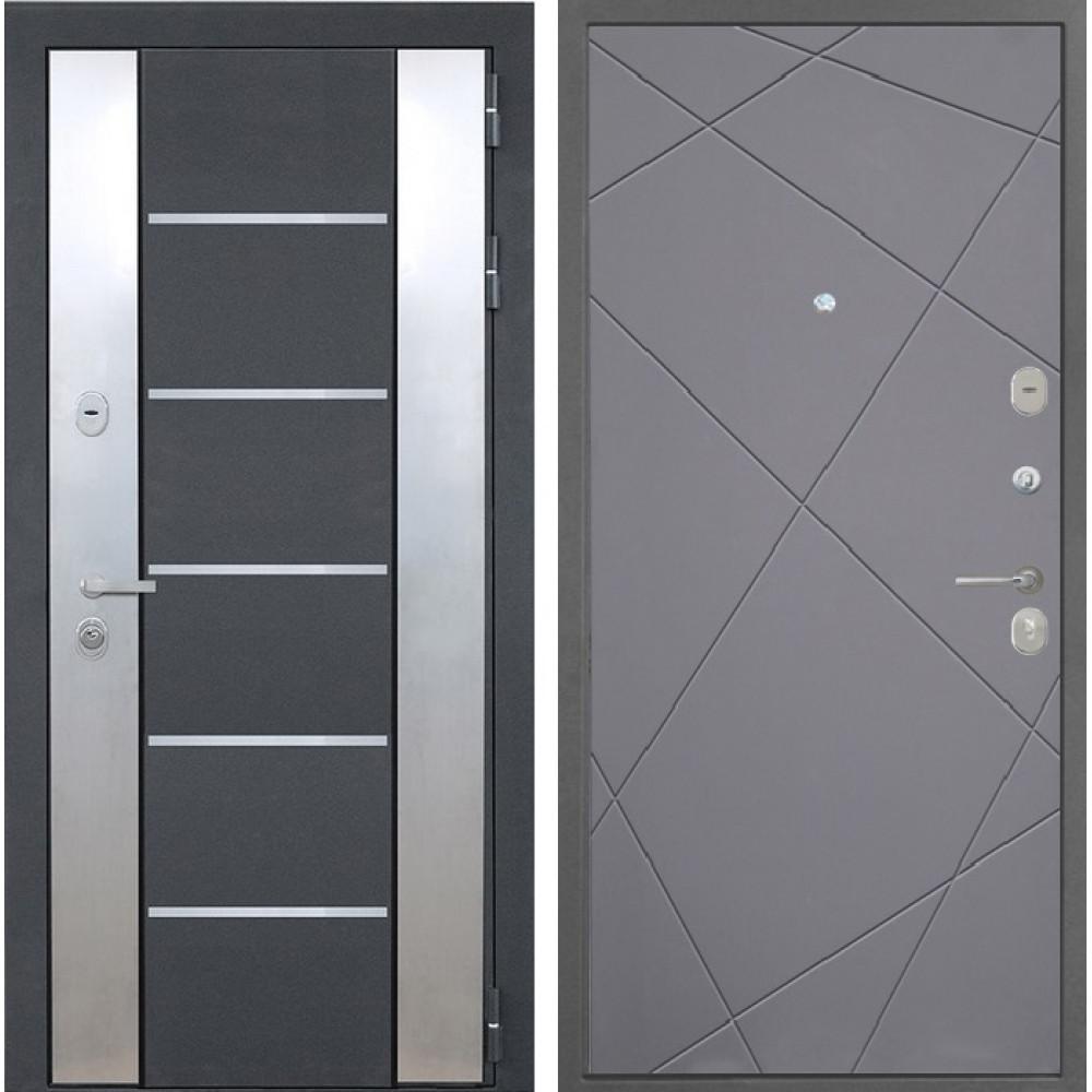 Входная металлическая дверь Интекрон 137