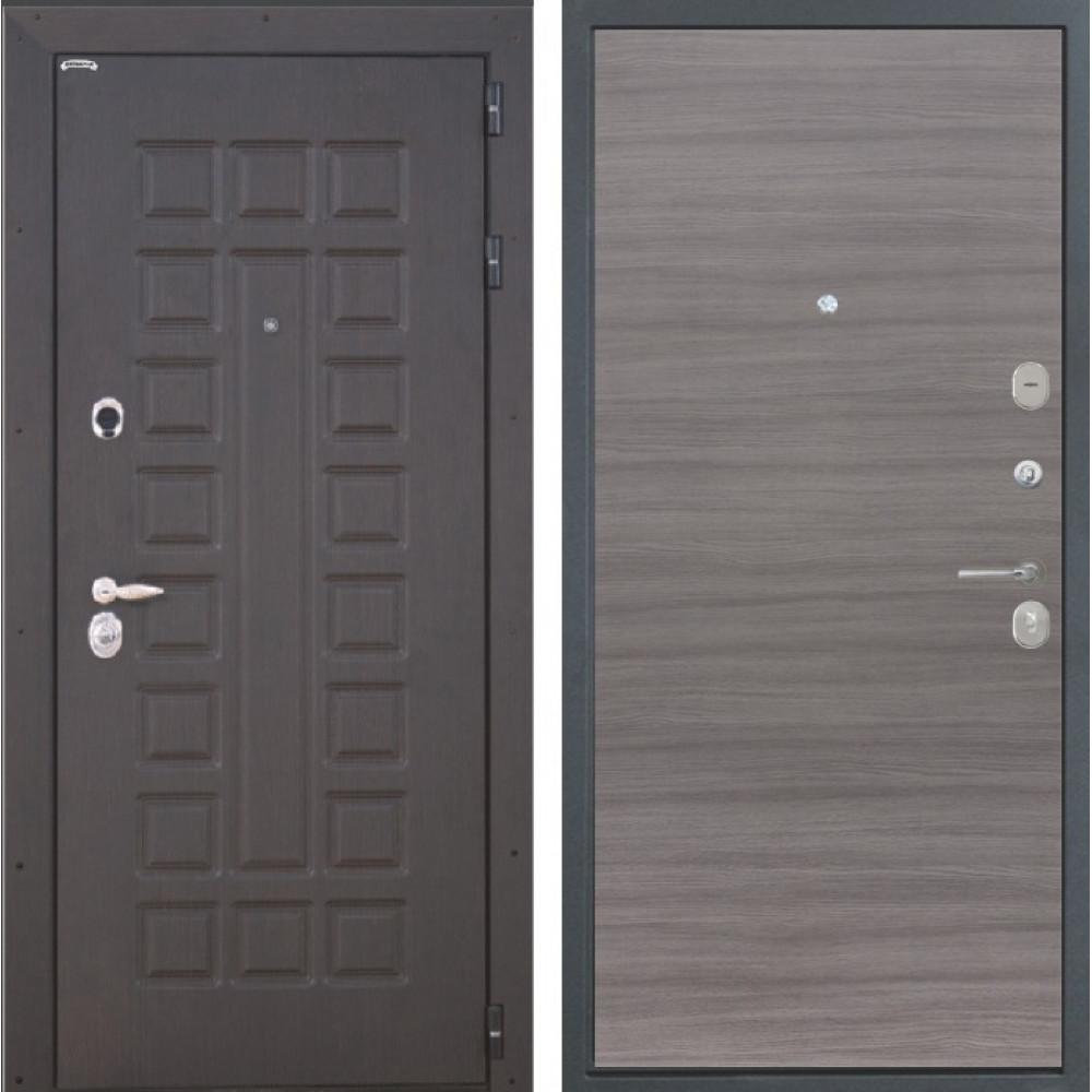 Входная металлическая дверь Интекрон 39